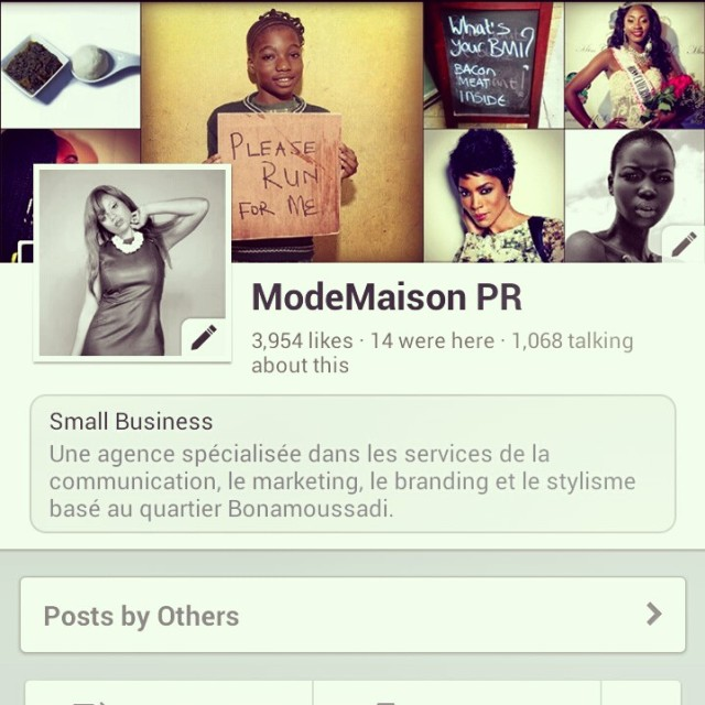 WE ARE ON FACEBOOK, ARE YOU?