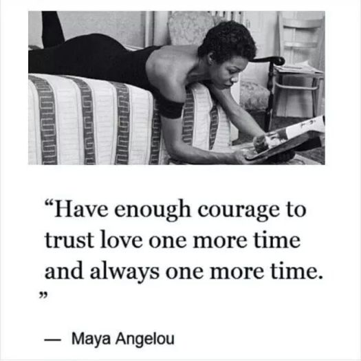 REST IN PEACE MAYA ANGELOU...
