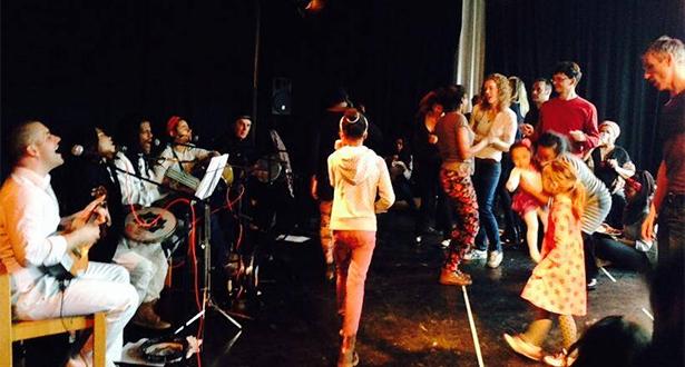 Berlin meets Brazil with live entertainment at Café Bombocado