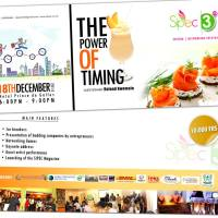 MMPR PROUDLY SPONSORS SIPEC 3: THE POWER OF TIMING