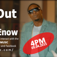 COME HANGOUT WITH STARBOY STANLEY ENOW AND VRJ MUSIC!