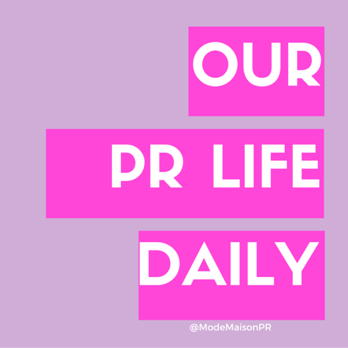 Our PR D