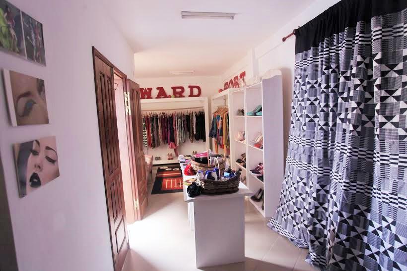 Mmpr fashion focus l invasion du tissu pagne le wax for Boutique rideaux