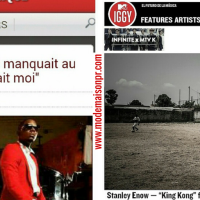 TOP MEDIA PLATFORMS SHOW GREAT LOVE TO STARBOY STANLEY ENOW...