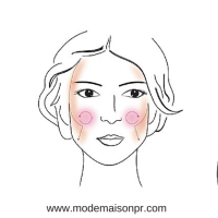 MMPR BEAUTY: COURS DE MAQUILLAGE - APPLICATION DU FARD A JOUES...