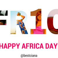 MMPR FOCUS: AFRICA DAY 2015 CELEBRATIONS ON TWITTER...