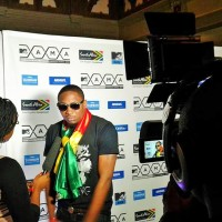 MMPR FOCUS: THE PAST 24 HOURS IN THE LIFE OF STANLEY ENOW AT THE MTV AFRICA MUSIC AWARDS 2015...